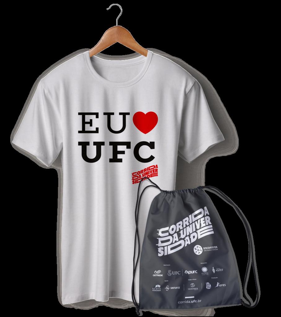 Kit Completo da Corrida UFC
